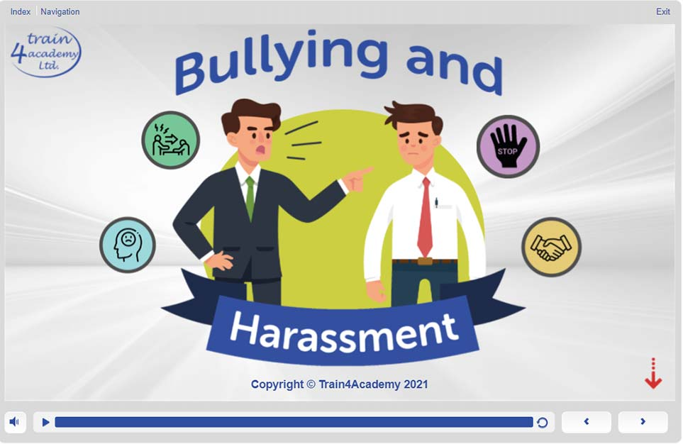 Introduction – Bullying and Harassment at the Workplace