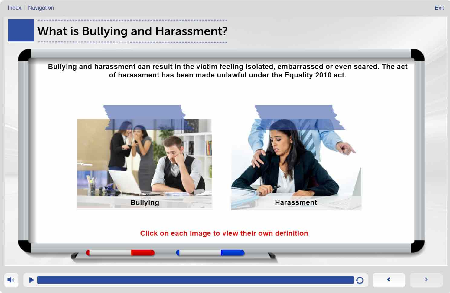 Bullying and Harassment - costs of bullying and harassment to employees and organisations