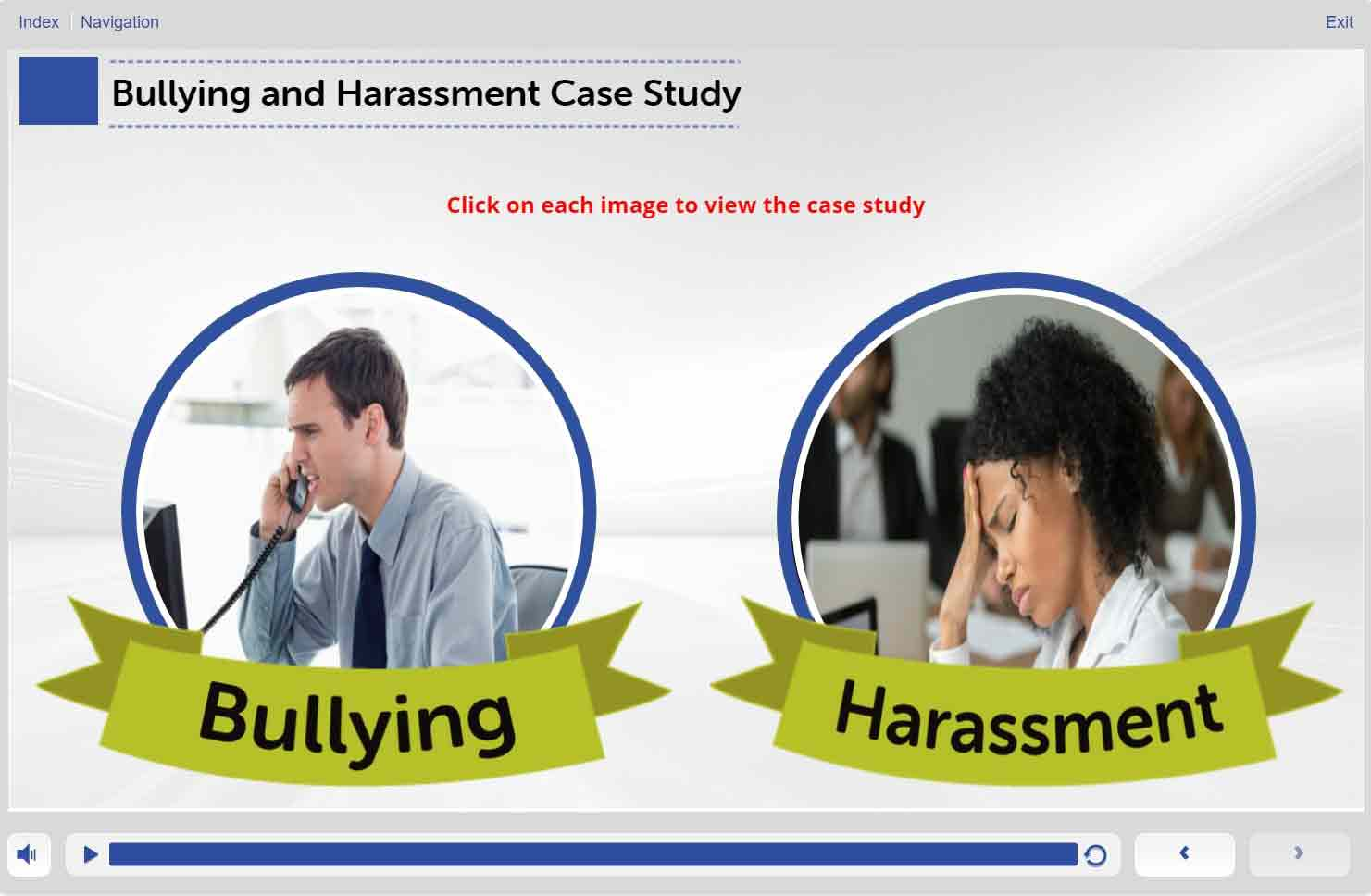 Dealing with Bullying and Harassment – Training in Bullying and Harassment