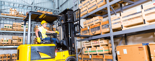 Lift Truck Warehouse Safety Course