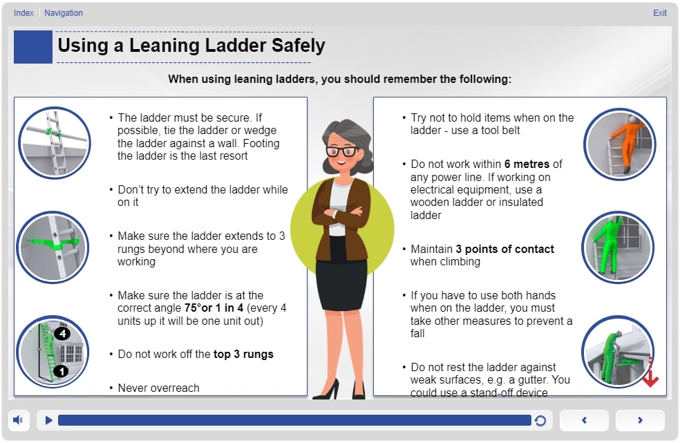 Ladder and Stepladder Safety Training - Who Can Carry Out The Work?