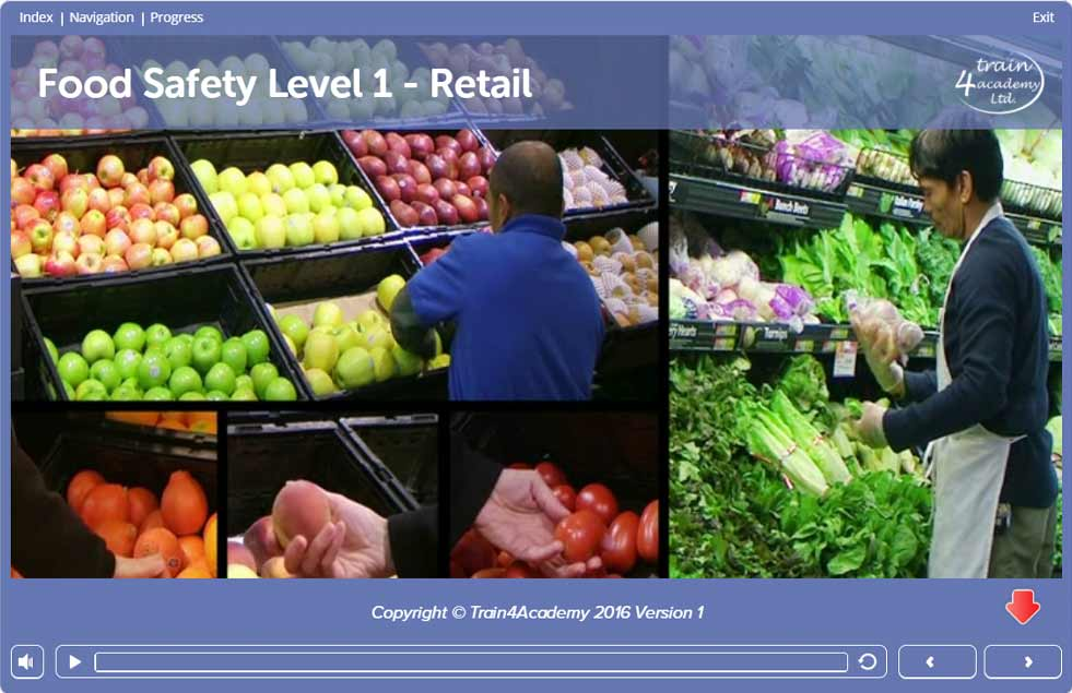 Level 1 Food Safety in Retail Training - Returning to work after a holiday