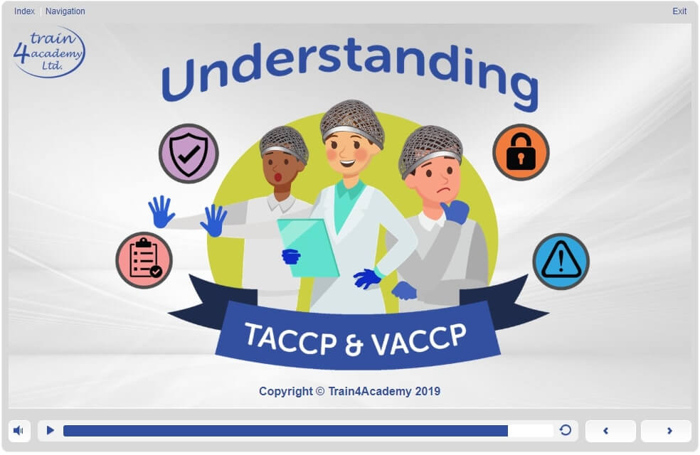 Welcome – 1.1 – 2 – Level 2 - Understanding TACCP and VACCP