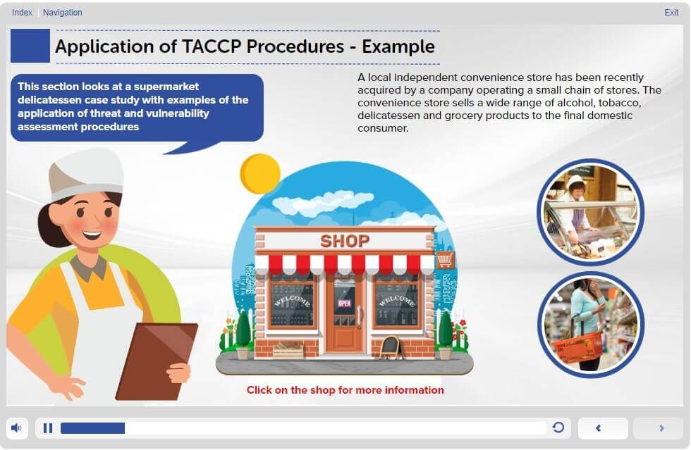 Food Safety Standards – 1.7 – Module 2 – Level 2 - Understanding TACCP and VACCP